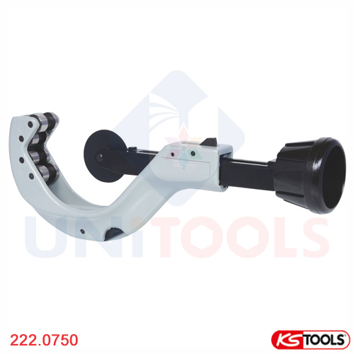 Dao cắt ống nhựa 6-76 mm KS Tools 222.0750