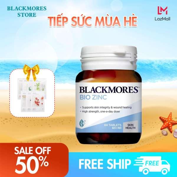 Viên uống bổ sung Kẽm Tự Nhiên Blackmores Bio ZinC 84 Viên cao cấp