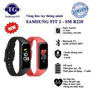 Đồng hồ thông minh Samsung Fit 2 - SM R220 thumbnail