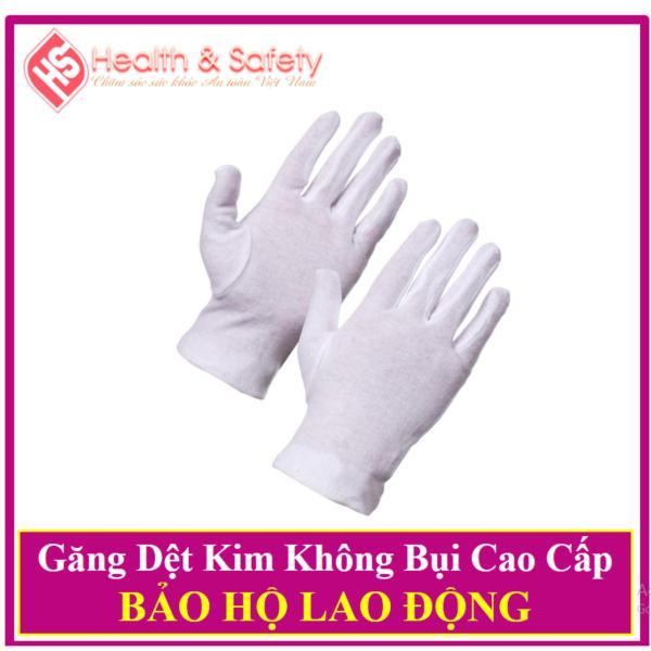 Găng Tay Dệt Kim Không Bụi Combo 60 đôi