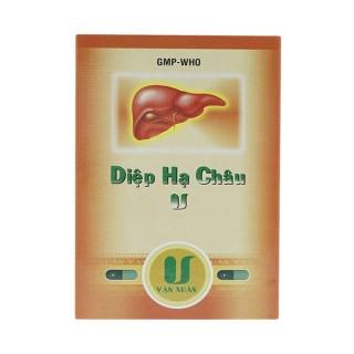 (Hộp 60 viên) Viên uống giải độc gan Diệp Hạ Châu Vạn Xuân thumbnail