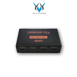Bộ chia cổng HDMI từ 1 ra 4 HDTV Splitter hỗ trợ 2K 4K 3D - Phụ Kiện 1986 thumbnail