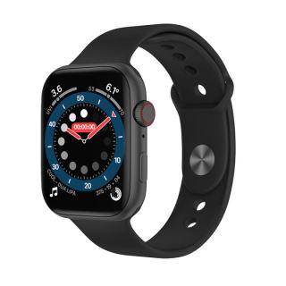 ( BẢN QUỐC TẾ ) Đồng Đồng Hồ Apple Watch Series 6, Đồng Hồ Thông Minh, Thời Gian Chờ Cuộc Gọi Bluetooth Màn Hình Vuông 1.75 Inch Tập Thể Dục Tracker Cho Apple IOS và Androi. thumbnail