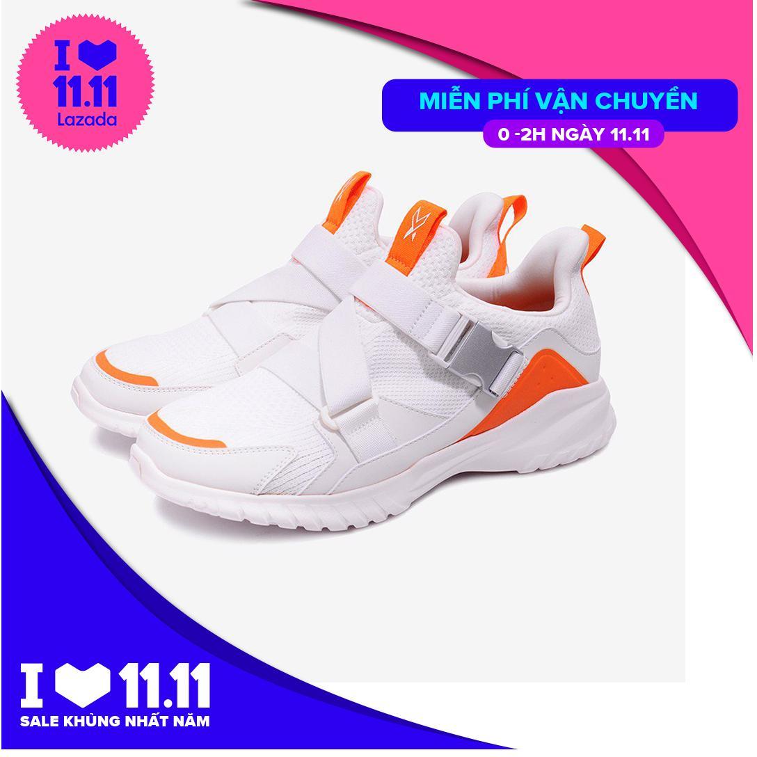 Giày sneaker thời trang nam cao cấp Bitis Hunter X BKL Collection - BKL White DSMH01000TRG dễ phối trang phục + Tặng vớ
