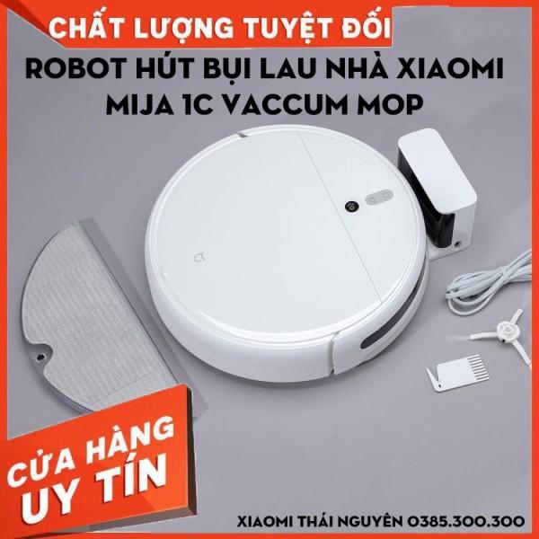 Robot hút bụi lau nhà Xiaomi Mijia 1C (Mi robot Vacuum Mop)
