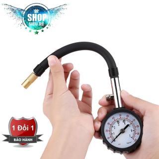 Đồng hồ đo áp suất lốp xe ô tô - Thiết bị đo áp suất lốp xe thumbnail