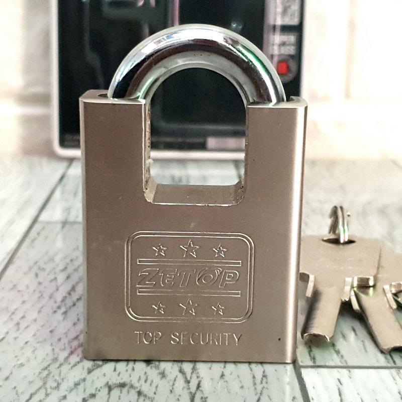 Ổ khóa bấm chống cắt ZETOP 5P chìa muỗng