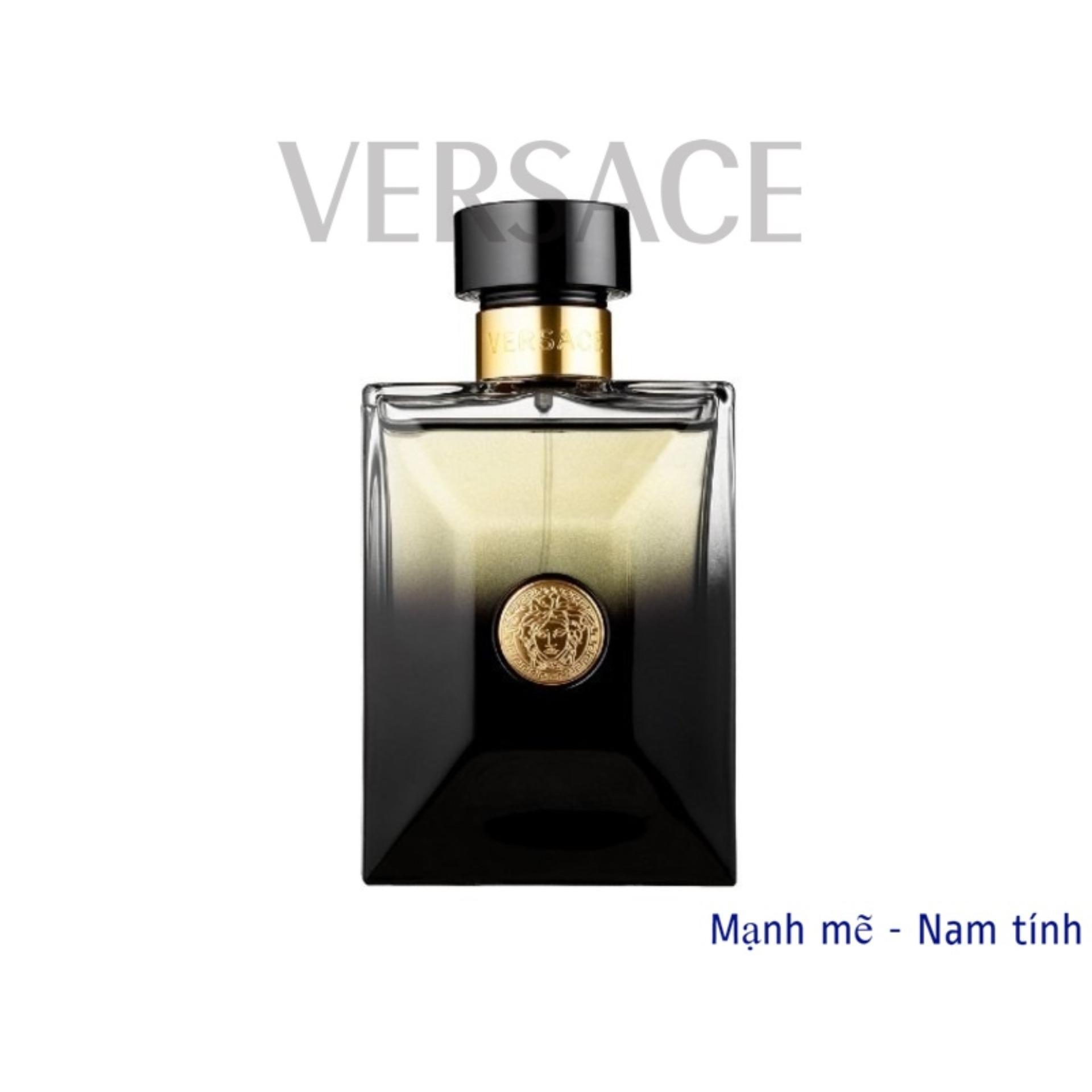 Nước hoa nam Versace Oud Noir Eau De Parfum 100ml