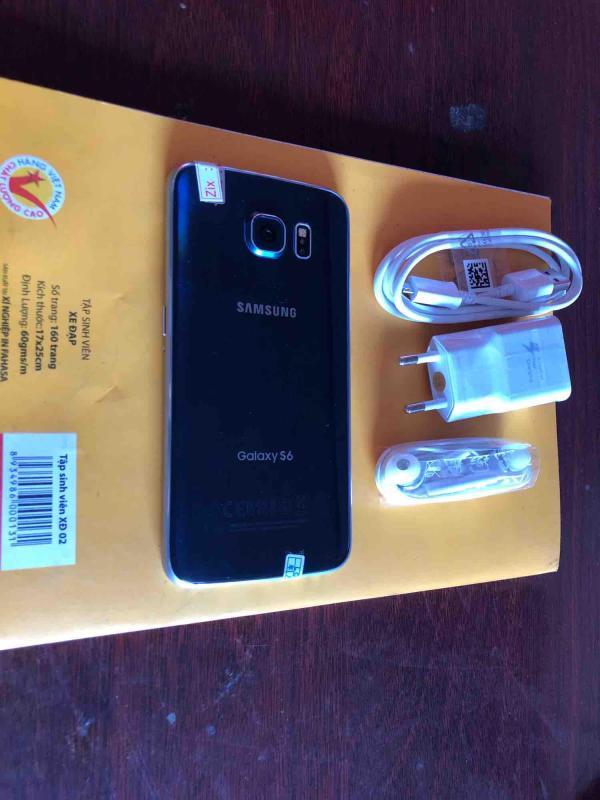 Samsung Galaxy S6 Chính Hãng nguyên Zin Full màu