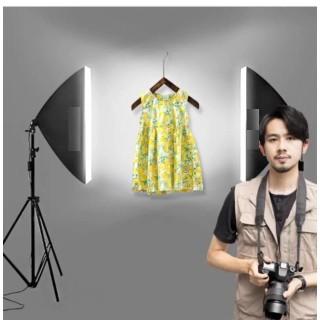 Bộ đèn studio chụp ảnh, quay phim, Livestream chuyên nghiệp thumbnail