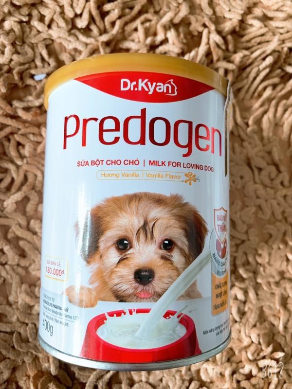 Sữa bột cho chó Predogen 400g