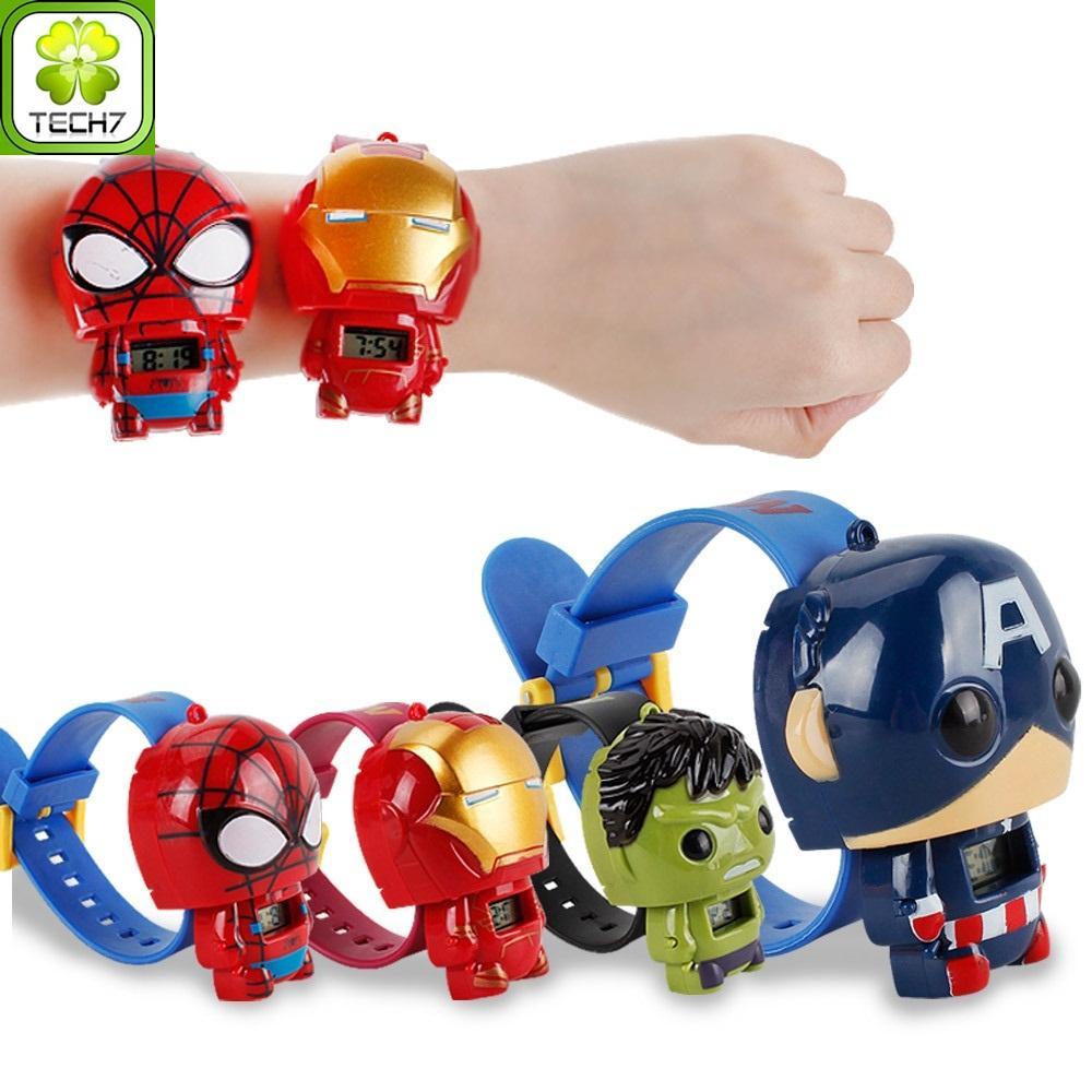 Nơi bán Bộ 4 chiếc Đồng hồ Avenger cho bé