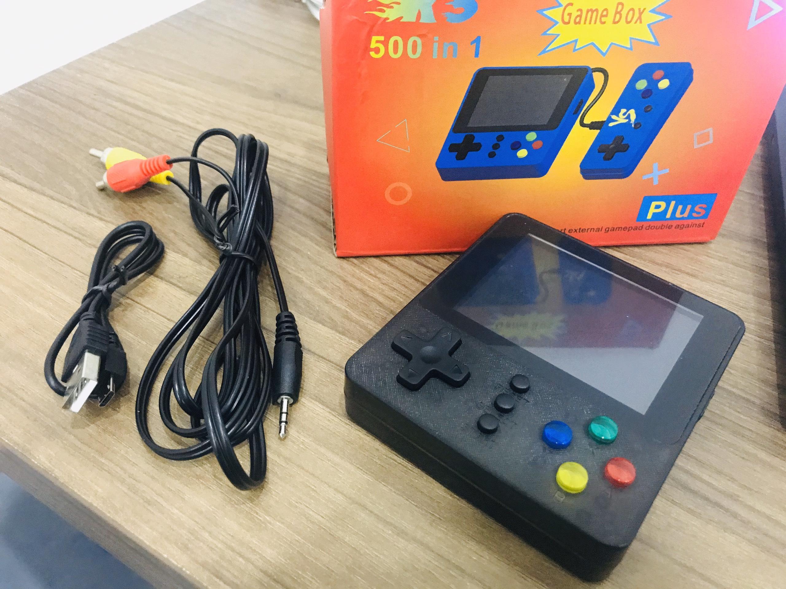 ⭐Máy chơi game cầm tay mini 4 nút sup 500 trò bản nâng cấp sup 400 trò  chơips2ps3ps4nintendo switchminecraftfree fire pubg liên quân giá rẻ cổ  điển có bán tại hà nội