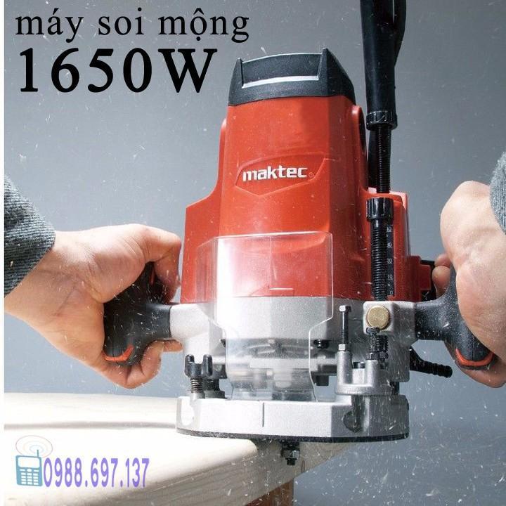 Máy soi gỗ Maktec MT362 1650W