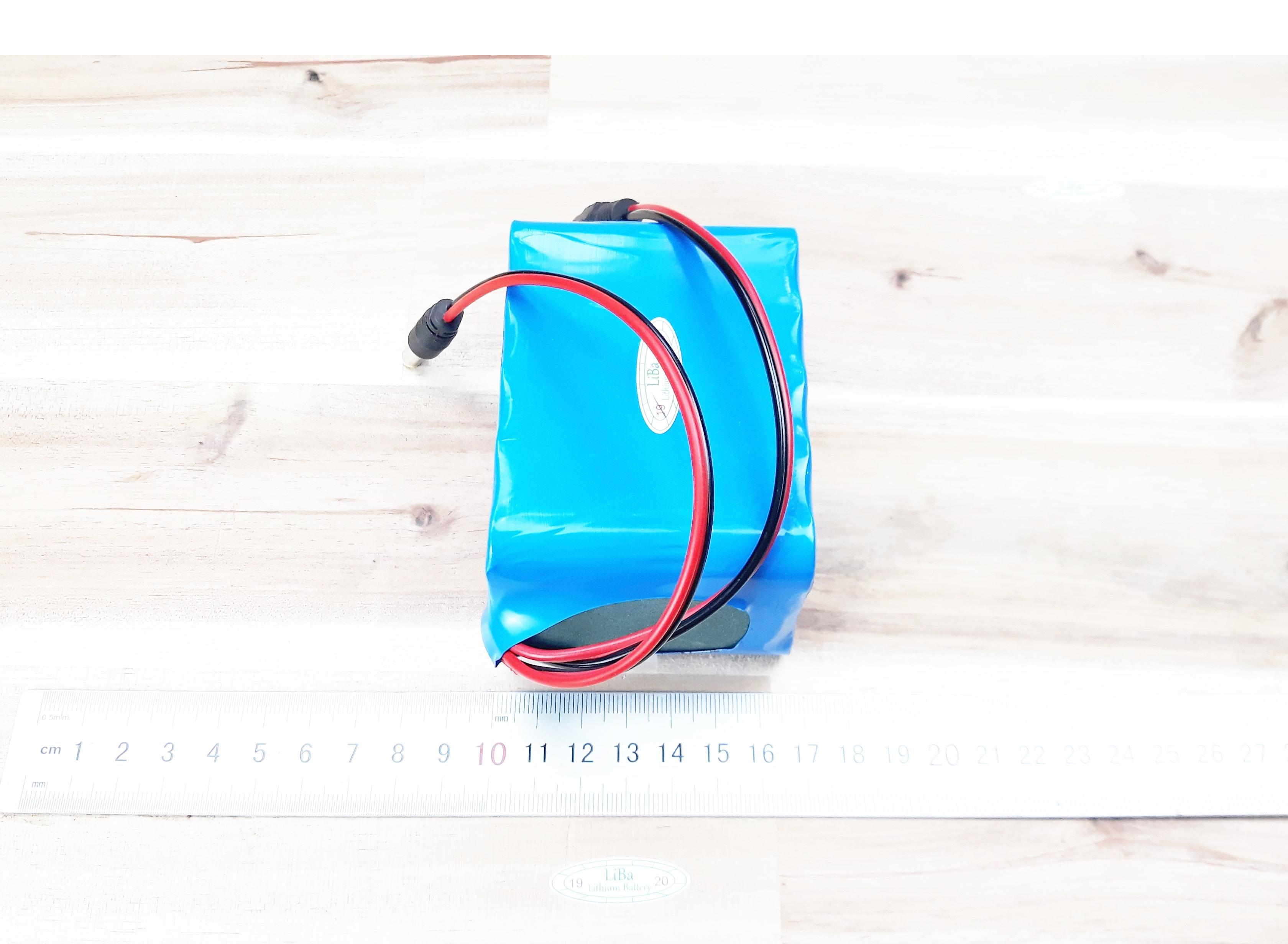 Pin Lithium ion 12V 10Ah mạnh bền tiện lợi _ Liba