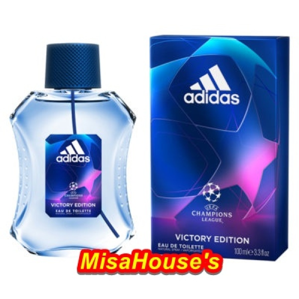 Nước Hoa Nam Adidas Eau de toilette 100 ml - Champion Victory Edition giá rẻ