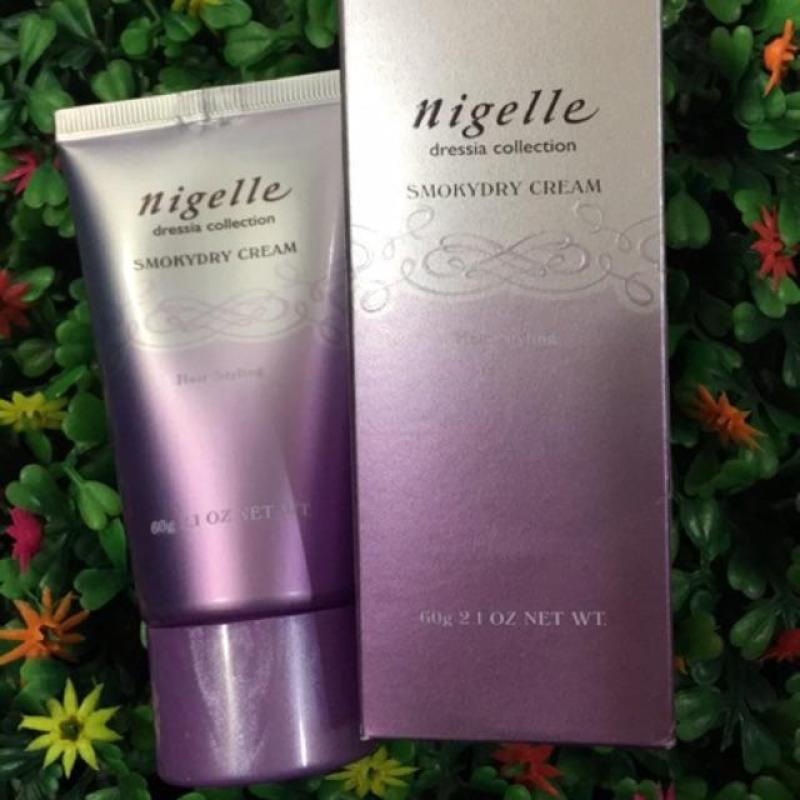 Kem Dưỡng Tạo Kiểu Nigelle Dressia Smoky Dry Cream giá rẻ