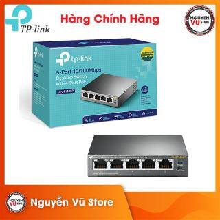 Cổng nối mạng TP-LINK TL-SF1005P - Hàng chính hãng thumbnail