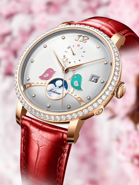 Đồng hồ nữ chính hãng LOBINNI L2065-1