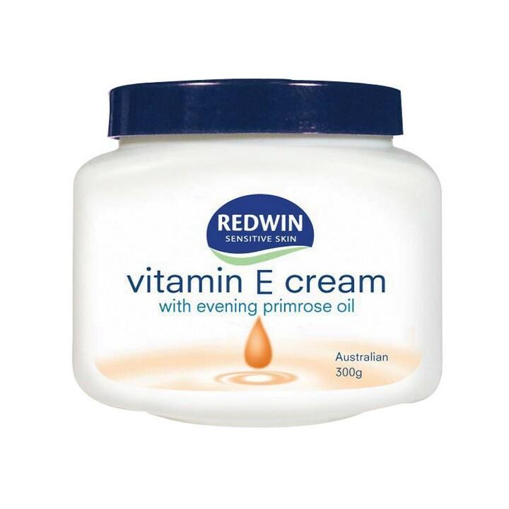 Kem dưỡng da mềm mịn REDWIN Vitamin E Cream 300g - ÚC cao cấp