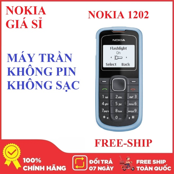 Điện thoại Nokia 1202 Giá Sỉ - Máy trần - Nokia Giá Sỉ