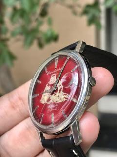 Đồng hồ nam CITIZEN AUTO DATER MẶT PHẬT - của Nhật thumbnail