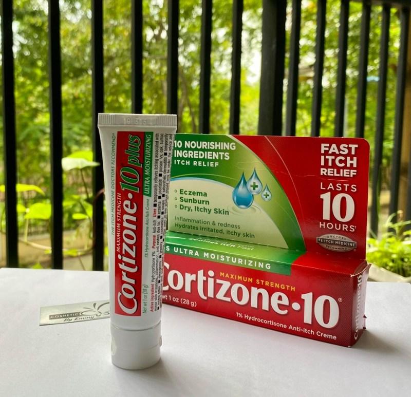 Kem bôi giữ ẩm, chống ngứa Cortizone 10 Plus Ultra Moisturizing 28g giá rẻ