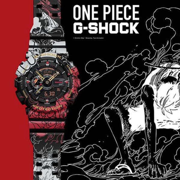 Nơi bán Đồng Hồ G Shock ONE PIECE GA110 Chính Hãng - Đồng Hồ Thể Thao Nam -Đồng Hồ Casio - Đồng Hồ GShock