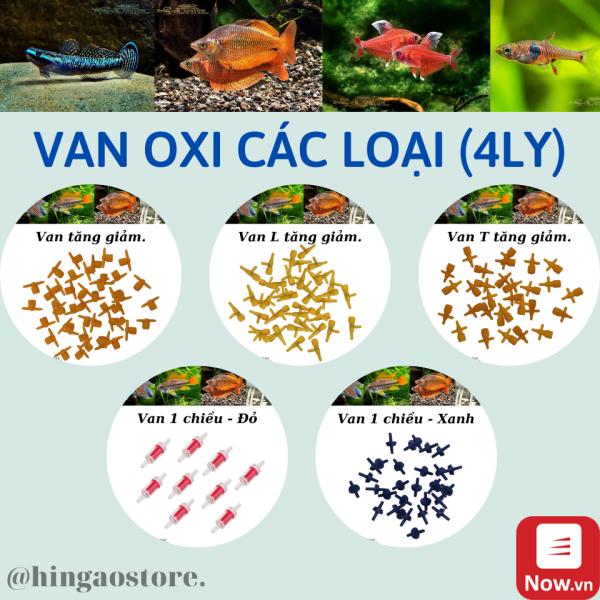 Van tăng giảm các loại : Van tăng giảm. Van L tăng giảm, Van T tăng giảm - Phụ kiện cá cảnh   Hingaostore.