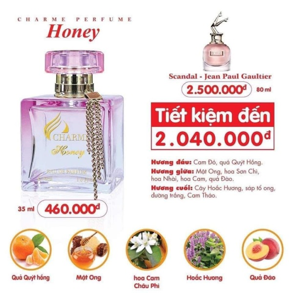 Charm.e honey 35ml