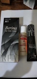 Thuốc nhuộm tóc Berina A1 - Thái Lan 60ml thumbnail