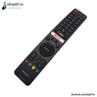 Điều khiển tv Sharp giọng nói chính hãng GB346WJSA thumbnail