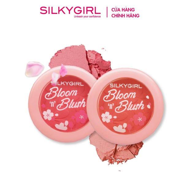 Phấn Má Hồng Silkygirl Bloom N Blush 3g giá rẻ