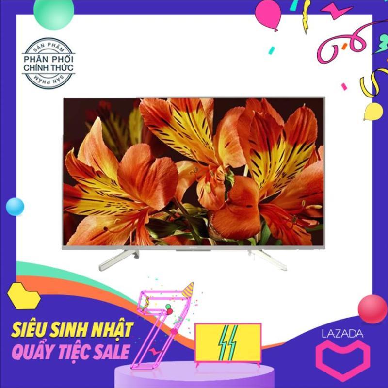 Bảng giá Smart Tivi Led Sony 55 inch Ultra HD 4K - Model 55X8500F (Đen) Tích hợp DVB-T2, Wifi