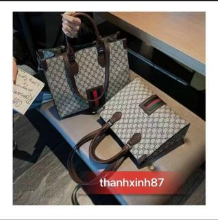 Túi xách nữ công sở GC size 35 đựng vừa laptop vừa a4 thumbnail