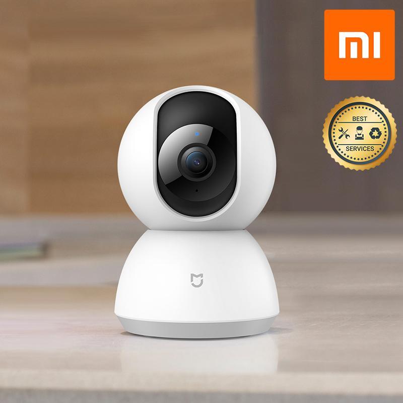 Camera Chống Trộm Xiaomi 360° 1080p Xiaomi Qdj4041gl (trắng)-Chính Hãng Xiaomi By Xiaomi Flagship Official Store.