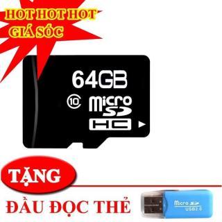 Thẻ nhớ 64GB dung lượng khủng ,chất lượng sắc nét - the nho 64GB thumbnail