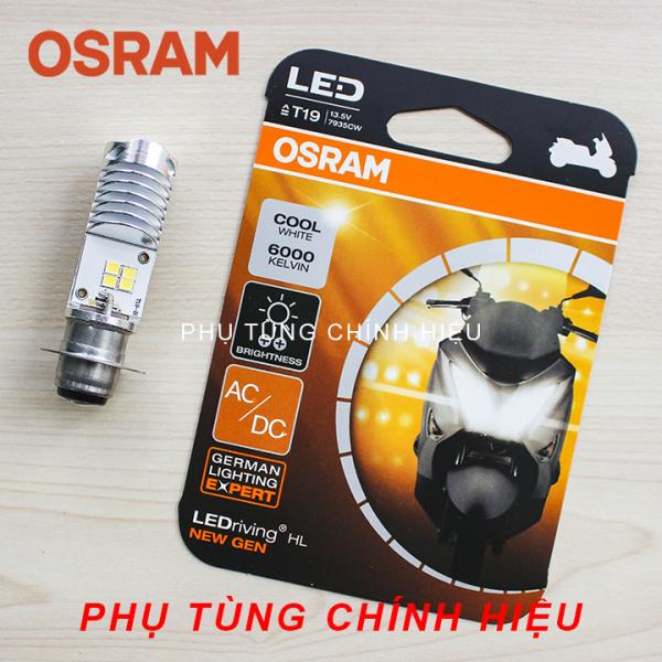 Bóng đèn Led OSRAM T19 Dream, Future 1, Wave alpha, Air Blade 110 Thái - 100% Hàng chính hãng