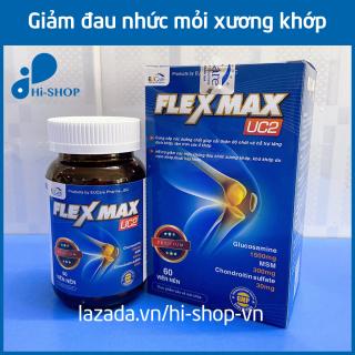 Hộp 60 Viên Xương Khớp Glucosamine 1500mg Flexmax giảm đau mỏi xương khớp thumbnail