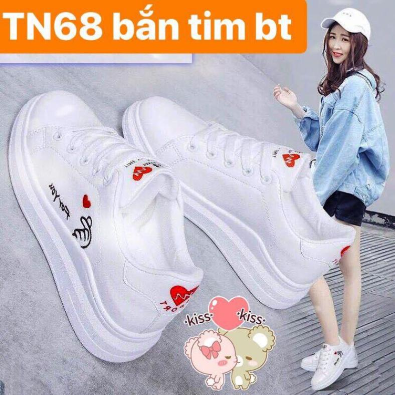 [HOTTREND] GIÀY NỮ BATA BẮN TIM HÀN QUỐC HOT 2020 CN68 giá rẻ