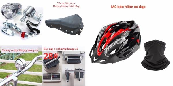 Phân phối [sản phẩm chính hãng] Xe đạp phượng hoàng