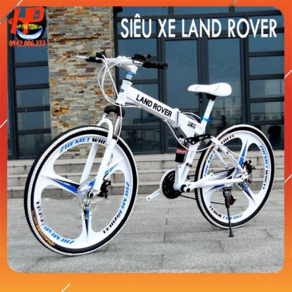 Mua Xe đạp thể thao khung gấp gọn cá tính-siêu xe land rover