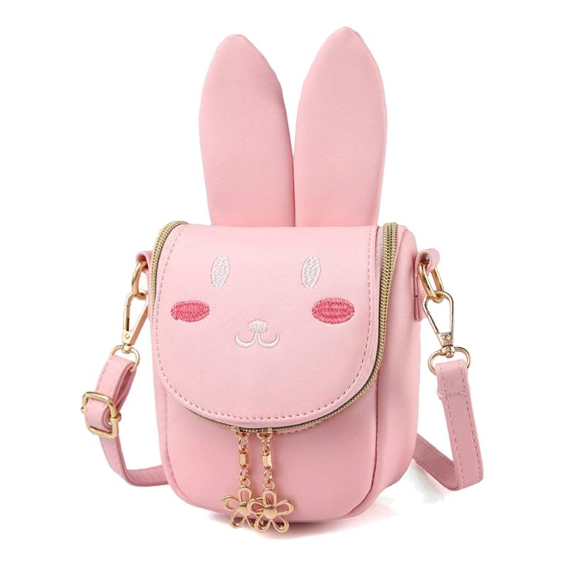 Super Cute Girls Purse Bunny Ear Shoulder Bag Messenger Bag Girls Gifts