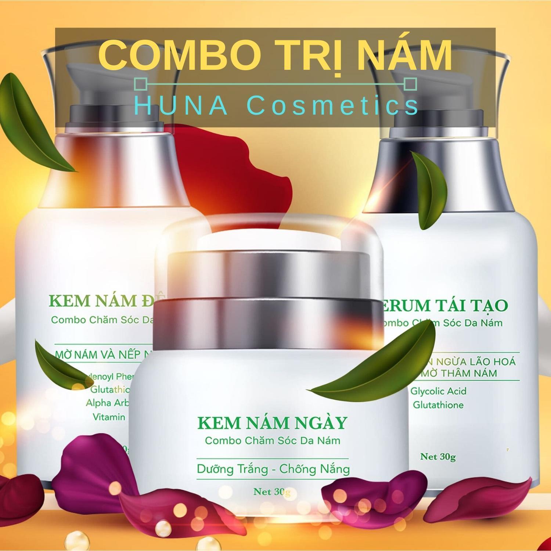 Combo Trị nám Bio Cosmetics (Mother & Care) cao cấp