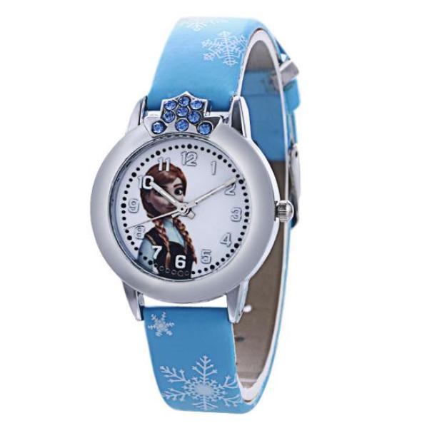 Nơi bán Đồng hồ đeo tay bé gái elsa ch002 xanh