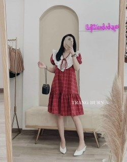 [RẺ VÔ ĐỊCH] Váy bầu hè cộc tay mẫu mới-đầm bầu xinh thiết kế sang chảnh cho mẹ bầu thumbnail