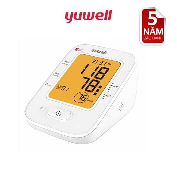 [ CÓ GIỌNG NÓI TIẾNG VIỆT ] Máy đo huyết áp điện tử bắp tay YUWELL 620B bán chạy
