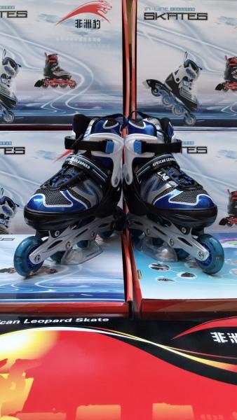 Giá bán Giày Patin Inline Skates AFRICAN LEOPARD mẫu mới mùa hè 2020 siêu hot