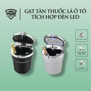 Gạt Tàn Ô TÔ LUXCAR Tích Hợp Đèn LED cao cấp thumbnail