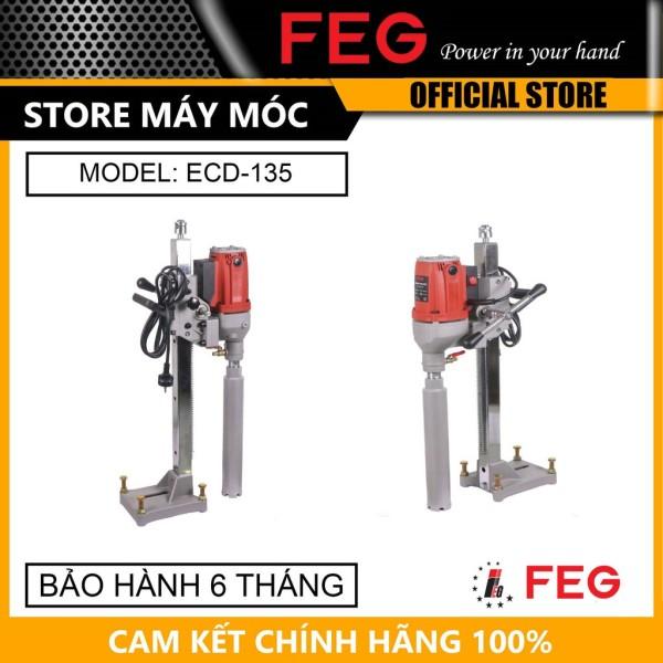 [HCM]Máy khoan rút lõi bê tông 135mm FEG ECD-135
